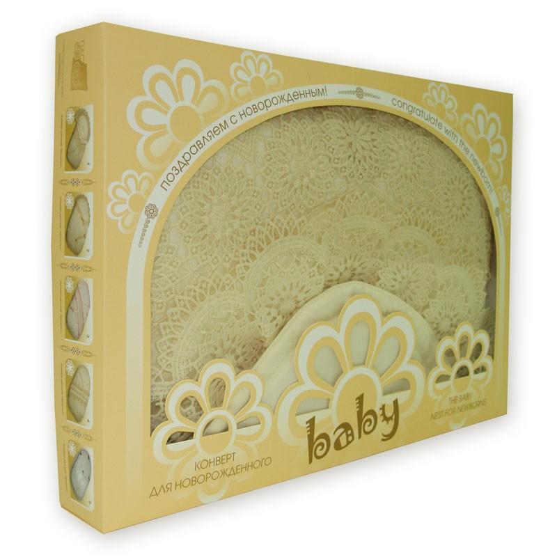 Конверт меховой для новорожденных своими руками